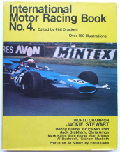 INTERNATIONAL MOTOR RACING BOOK No.4. Phil Drackett